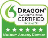 Dragon NaturallySpeaking Certified